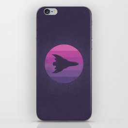 Faster Than Light - Stealth Cruiser iPhone Skin