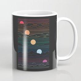 Many Lands Under One Sun Coffee Mug