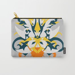 Abstraction Fourteen Hera Carry-All Pouch