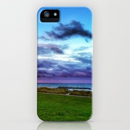 Last colours of the day iPhone Case