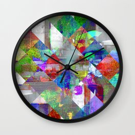 For when the segmentation resounds, abundantly. 03 Wall Clock