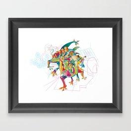 The Dream Eater #2 Framed Art Print