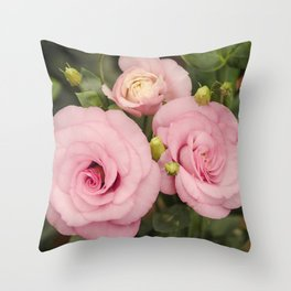 Scent With Love Throw Pillow