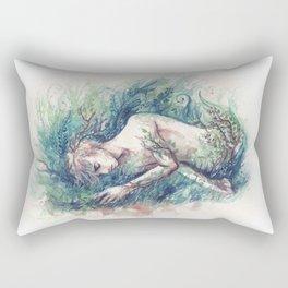 adam parrish - magician Rectangular Pillow