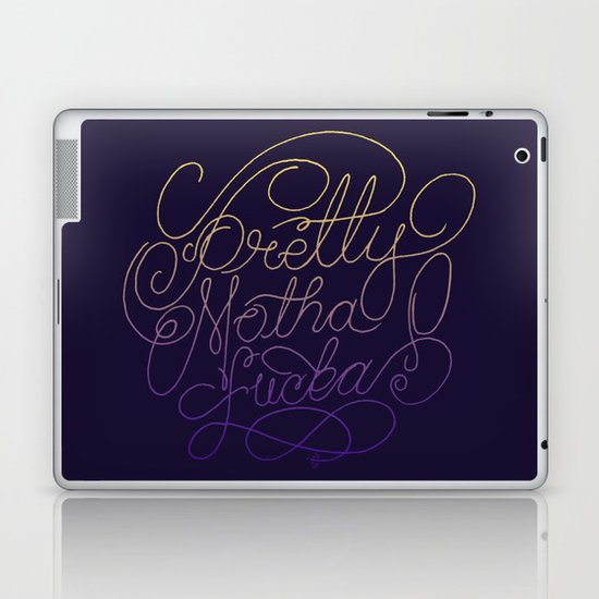 Stay Pretty Laptop & iPad Skin