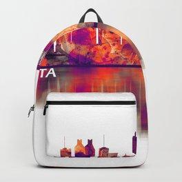 Atlanta Georgia Skyline Backpack