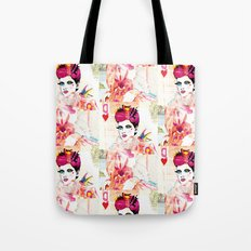 La Queen De Dimanche / The Queen of Sunday Tote Bag