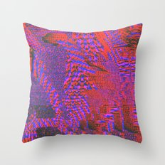 New Sacred 38 (2014) Throw Pillow