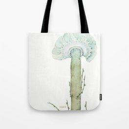 Blue Flower, 2018 Tote Bag