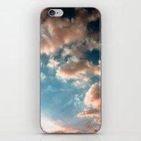 heaven iPhone & iPod Skins featuring Heaven by Sofia_Katsikadi