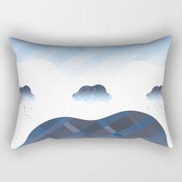 Cloud Rectangular Pillow