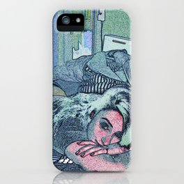 bella iPhone Case