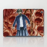 sandra dieckmann iPad Cases featuring Sandra by Robert Elrod