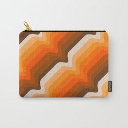 Golden Wave Carry-All Pouch
