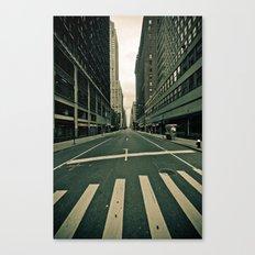 NY ... abandoned  Canvas Print