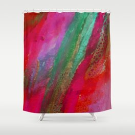 Inside the Rainbow 9 Shower Curtain