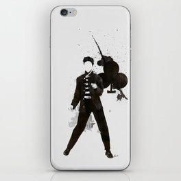 King of Clubs iPhone Skin