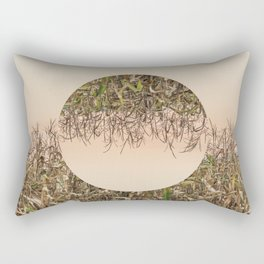 on the other side Rectangular Pillow