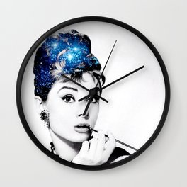 Galaxy Audrey Wall Clock