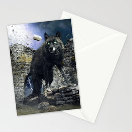 The nothing Stationery Cards