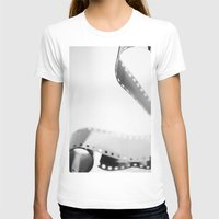 film T-shirts featuring Film  by Bree Madden