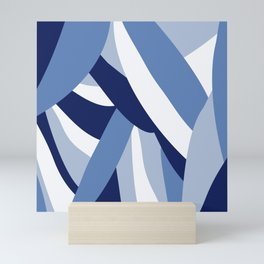 Pucciana Blue Mini Art Print