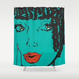 Thoughts of You... Shower Curtain