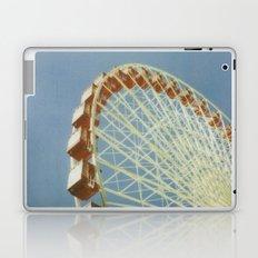At the Pier Laptop & iPad Skin