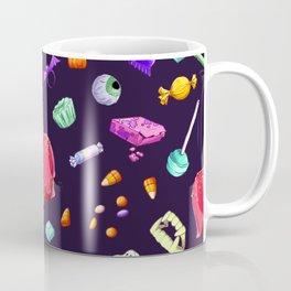 Halloween Candy Pattern Coffee Mug