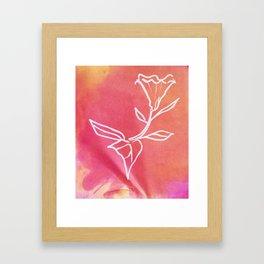 Floral No.22 Framed Art Print