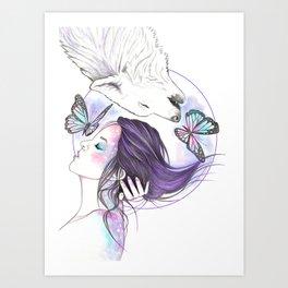 Soul Sister Art Print