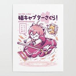 Catcaptor Poster