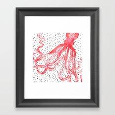 Doctopus Framed Art Print