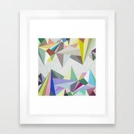 Colorflash 4 Framed Art Print