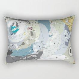 Hug me please Rectangular Pillow