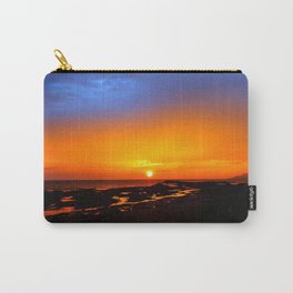 Sunrise on the Beach Carry-All Pouch