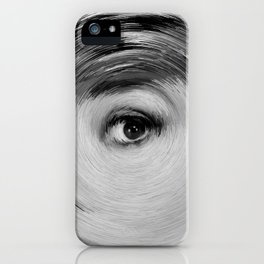 ArcFace - Audrey Hepburn  iPhone Case