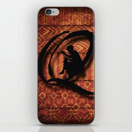 Quilters iPhone Skin