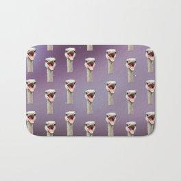 The Ostrich's Calling Bath Mat