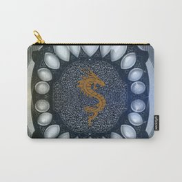 Golden chinese dragon Carry-All Pouch