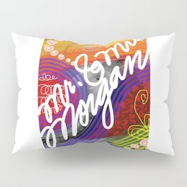 Mr. & Mrs. Morgan Pillow Sham