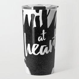 Wild at Heart Travel Mug