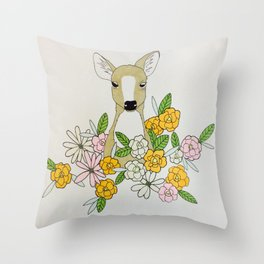 Everything is Going to Be Alright Throw Pillow