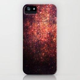 Cosmic twinkle iPhone Case