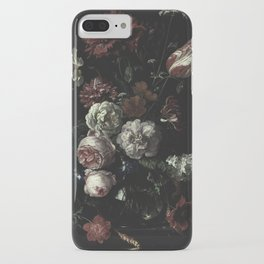 Arms Full Of Flowers iPhone Case
