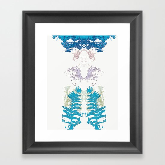 Botanic Body Framed Art Print