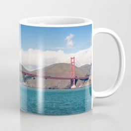San Francisco, Golden Gate Bridge Coffee Mug
