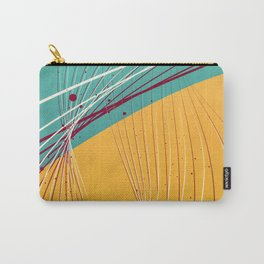 two tone bridging Carry-All Pouch