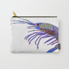Disco Belly Shrimp Carry-All Pouch
