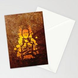 nara sikamaru Stationery Cards